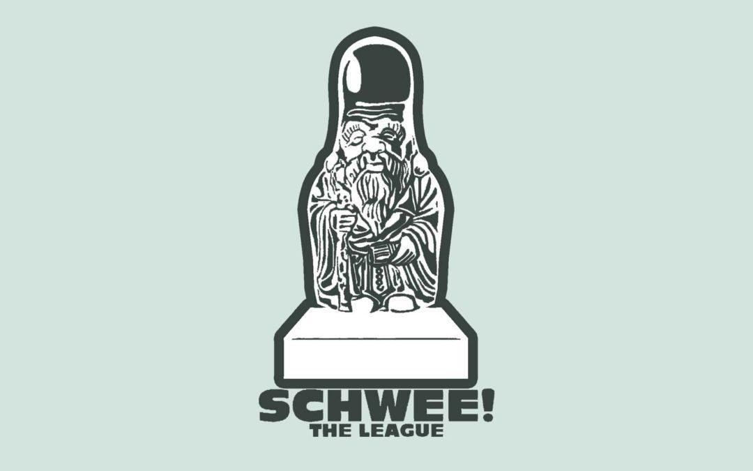SCHWEE! The League (2016)